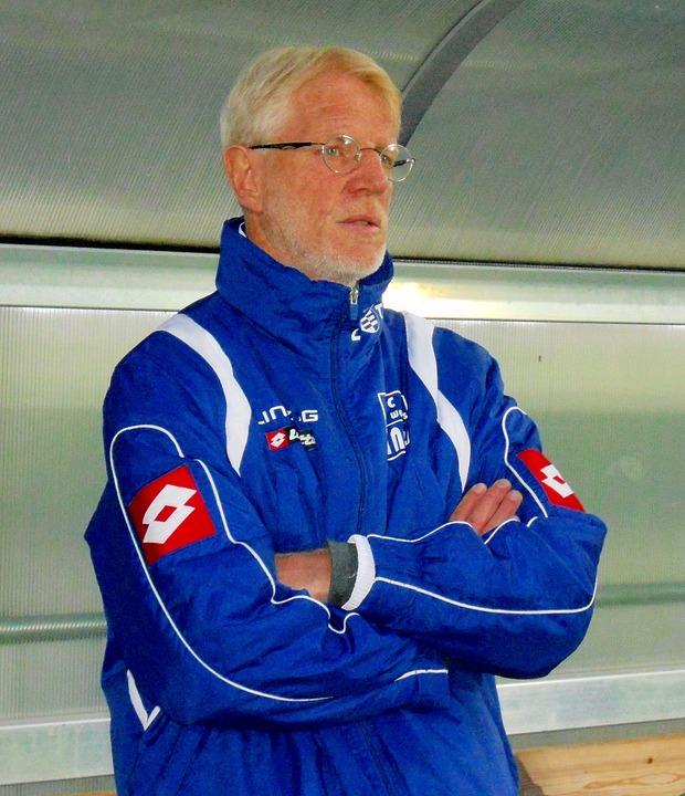 Edmund Stohr Fussballtrainer